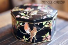 MADE IN ENGLAND Candy Tin : Bird