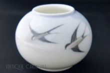 【Royal Copenhage】 Swallow Mini Vase