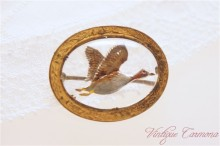 【MIZPAH by WBs】 Intalio Goose Brooch