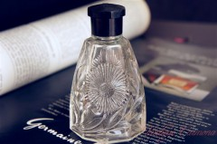 【BRYLCO】 GLASS Perfume/Tonic Bottle