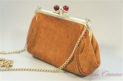 Leather Shoulder Bag / Handbag