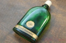 【Lohse】 Green Glass Purfume Bottle