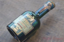 Angelica Liqueur Miniature Bottle