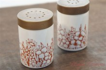 【Hornsea】 Salt & Pepper Shaker Set