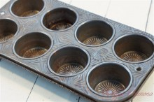【EKCO】 American Muffin Baking Tin
