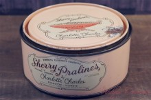 Sherry Pralines TIN