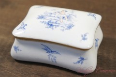 【Bernardaud & Co.】 LIMOGES Trinket Box