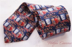【LIBERTY】 Men's Silk Tie