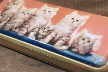 【Thorne's】 Toffee TIN : Cats