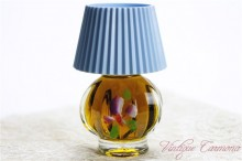 Lamp Shaped Miniature Perfume Bottle
