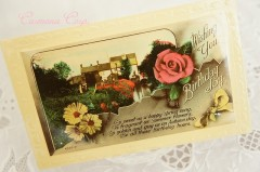 Postcard * Summer Flowers *