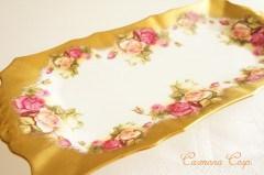 【Royal Chelsea 】 Sandwich Plate
