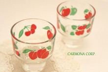Fluites Print Mini Glass 2 pcs Set
