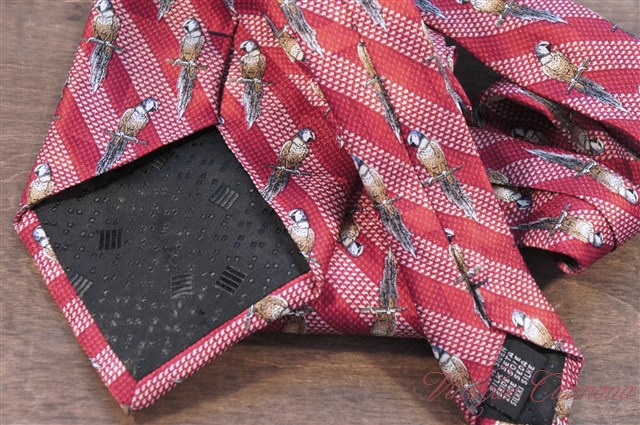 【AMERICANA BY MBP】 Parrot Tie