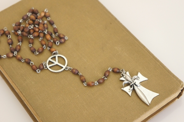 Wood Beads Rosary